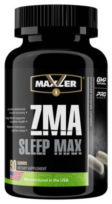 MAXLER ZMA Sleep Max, 90кап