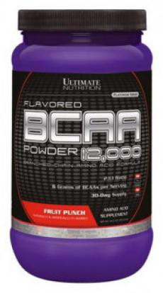 Ultimate Nutrition BCAA Powder, 457гр.