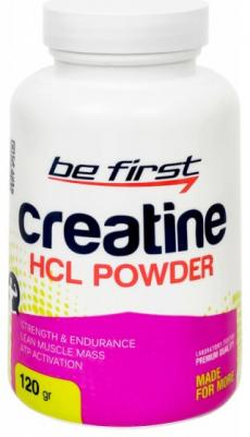 BeFirst Creatine HCL powder, 120гр.