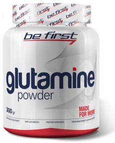 BeFirst Glutamine powder, 300гр