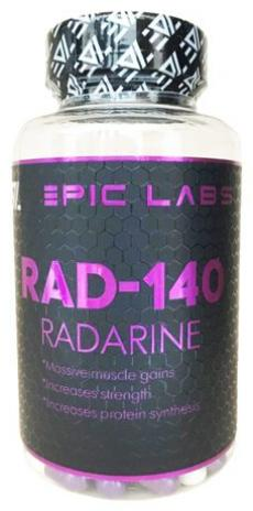 Epic Labs RAD-140 RADARINE, 90кап