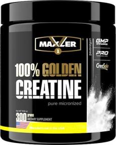 Maxler 100% Golden Micronized Creatine, 300гр