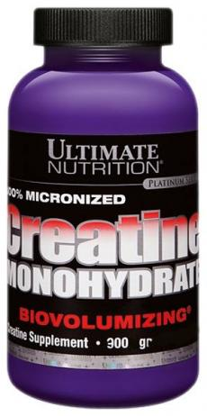 Ultimate Nutrition 100% Micronized Creatine Monohydrate, 300гр.